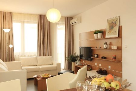 Комплекс Вю Апартментс Созопол - апартамент с една спалня - интериор - Созопол Апартментс