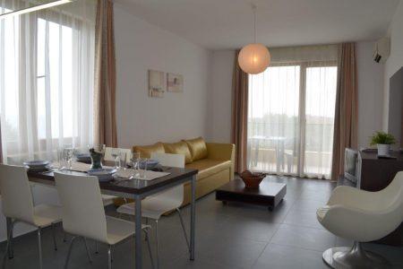 Апартамент под наем с една спалня интериор - Комплекс Вю Апартментс Буджака - Созопол