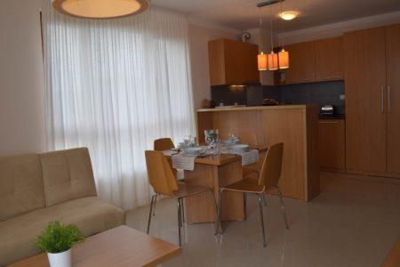 Апартамент под наем с една спалня интериор - Комплекс Бей Апартментс Буджака - Созопол Апартментс