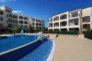 Бей Апартментс басейн външен и екстериор - Созопол, Буджака - Апартаменти и Студия под наем
