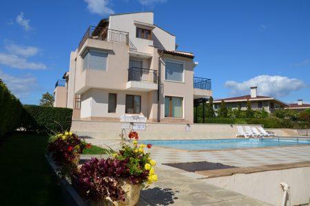 Апартаменти под наем с една или две спални - екстериор - Комплекс Сънрайз  Апартментс Буджака - Созопол Апартментс