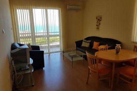 Апартамент под наем с една спалня интериор - Комплекс Зора Апартментс Буджака - Созопол Апартментс