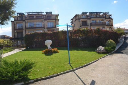 Апартаменти под наем с една или две спални - екстериор - Комплекс Зора Апартментс Буджака - Созопол Апартментс