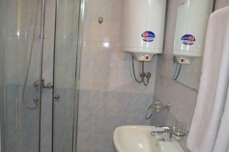 Апартамент с 1 спалня за трима - интериор в комплекс Сънрайз Апартментс, Буджака Созопол
